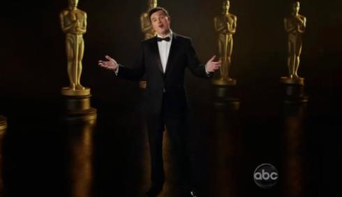 Seth MacFarlane diventa James Bond per gli Oscar 2013