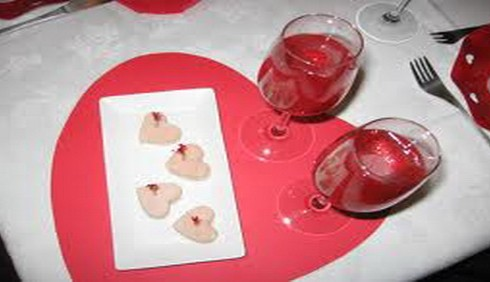 Ricette per l'aperitivo romantico di San Valentino