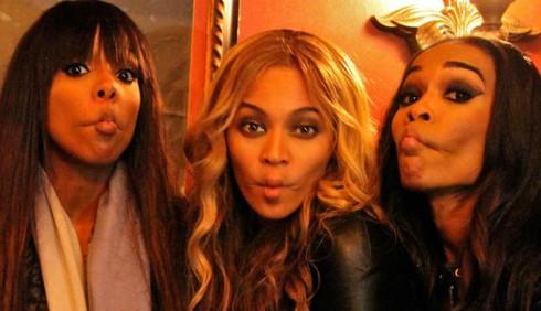Beyoncé e le Destiny's Child si divertono su Tumblr