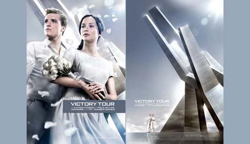 Hunger Games: La Ragazza di Fuoco, due nuovi poster