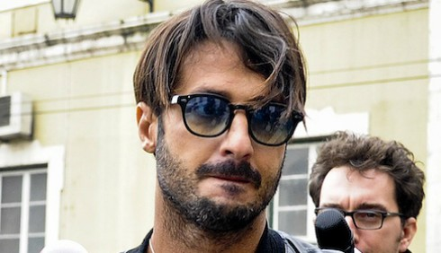 Fabrizio Corona: prima lettera dal carcere