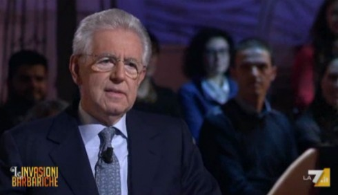 Mario Monti da Daria Bignardi: l'intervista più barbarica di sempre