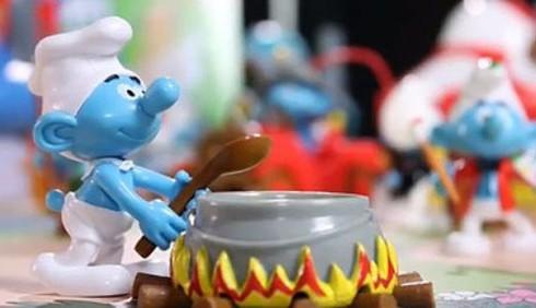 I bambini sognano di diventare chef