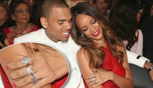 Rihanna e Chris Brown, fidanzati ufficialmente?