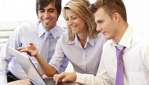 Con i social network si lavora meglio
