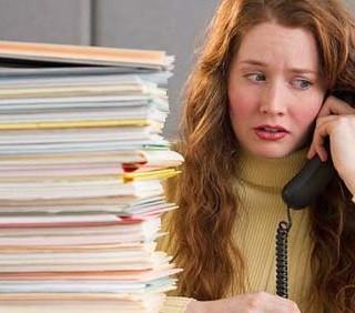 Lo stress da lavoro non aumenta il rischio di tumore
