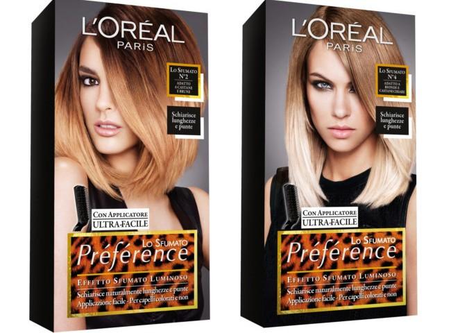 Lo Sfumato Préférence L Oréal  dove trovarlo e come si applica ... f9eb170e868d