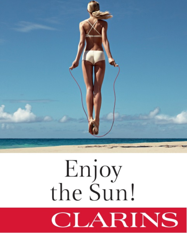 Enjoy the Sun con Clarins e Profumerie La Gardenia: due giorni all'insegna di bellezza e musica