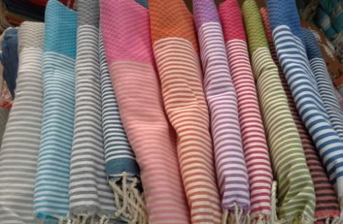 Foute Scents & Nature, asciugamani con stile al mare e in casa
