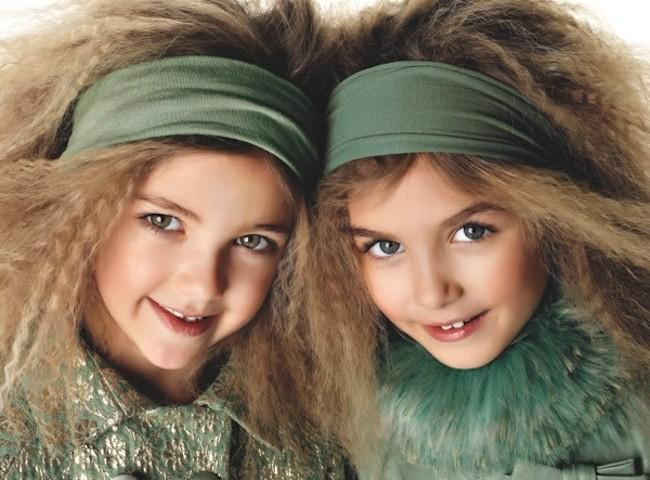 designer fashion 1d14b 47e7b Moda bambina autunno inverno 2013: la collezione Twin-Set ...