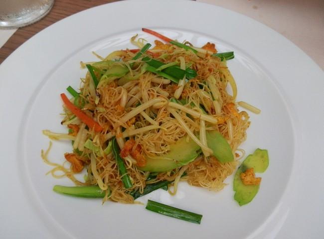 Ricetta Noodles Di Soia.Spaghetti Di Soia Alle Verdure Come Cucinare La Ricetta Diredonna