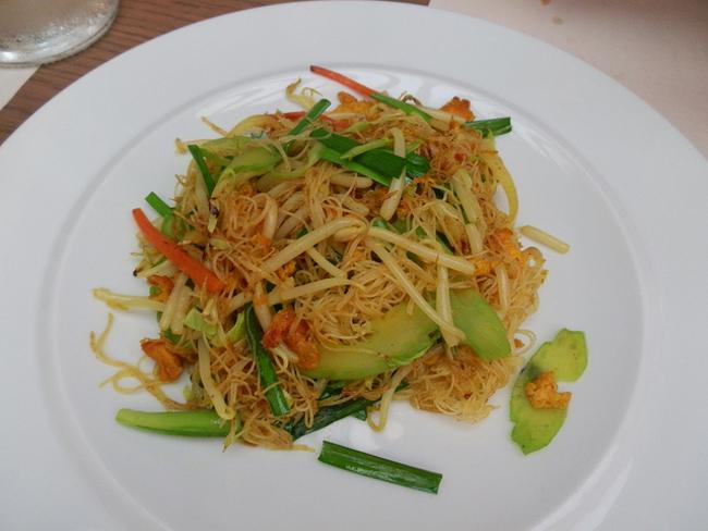 come cucinare gli spaghetti di soia alle verdure
