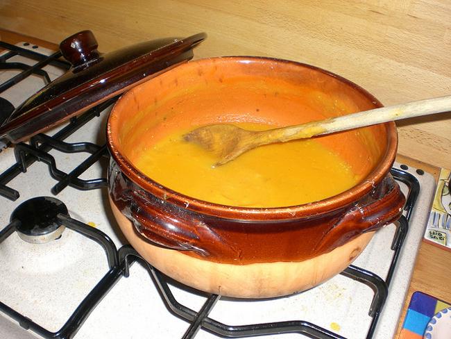 Halloween ricette per cucinare zuppa di zucca diredonna for Ricette per cucinare