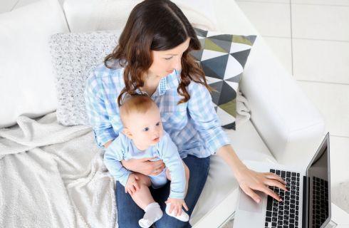 Lavorare dopo la maternità? Meglio se a tempo pieno
