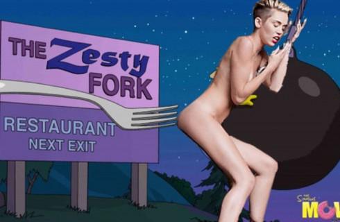 Wrecking Ball meme: i fotomontaggi con Miley Cyrus spopolano sul web