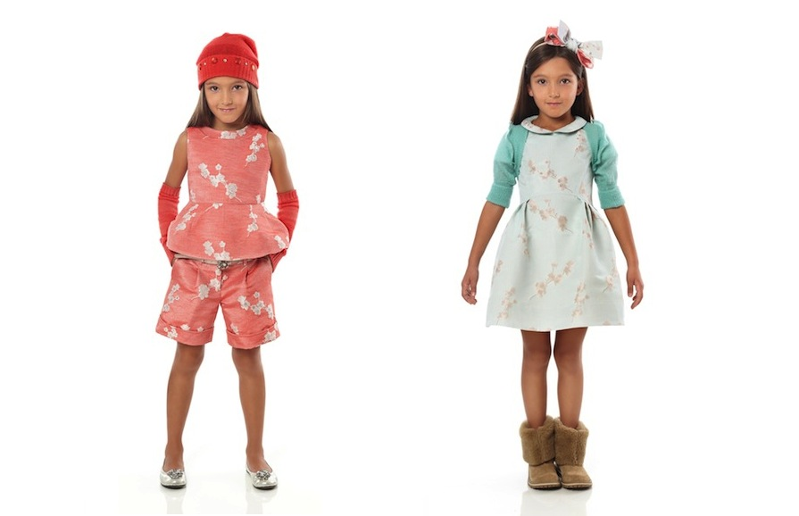 "Moda bambini: Simonetta e la limited edition ""a look for all Seasons"". I dettagli..."