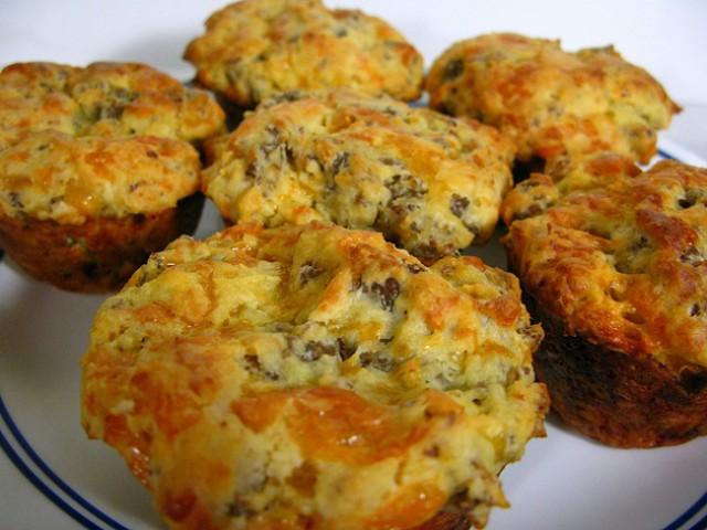 Muffin salati light ricetta leggera diredonna for Cucinare x cena