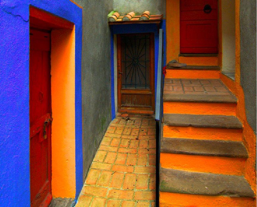 Tonalit colori pareti quali usare diredonna - Colori moda pareti casa ...