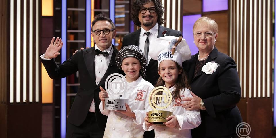Junior Masterchef finale: Emanuela vince la prima edizione del talent per piccoli chef