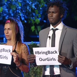 Finale Grande Fratello 13: il video Bring Back Our Girls per le ragazze nigeriane