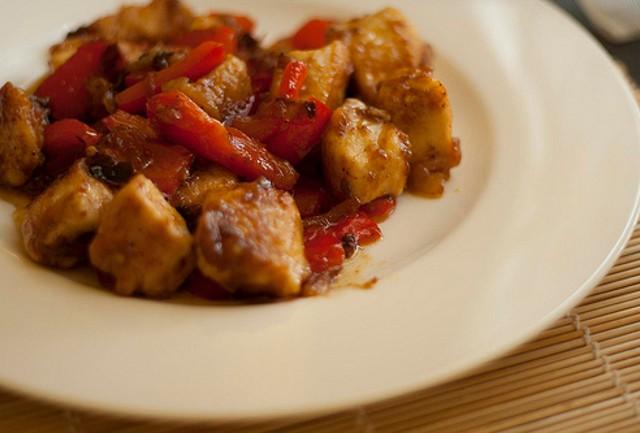 Cucinare d 39 estate gallina al rosmarino la ricetta veloce for Cucinare estate