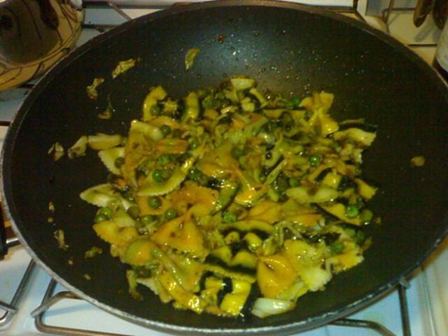 Cucinare d 39 estate piselli e zucchine con pancetta un mix for Cucinare estate