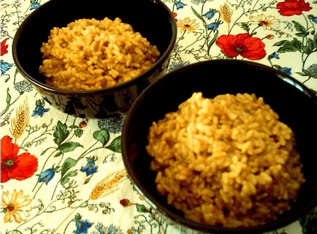 Cucinare d 39 estate riso freddo alla senape diredonna for Cucinare estate