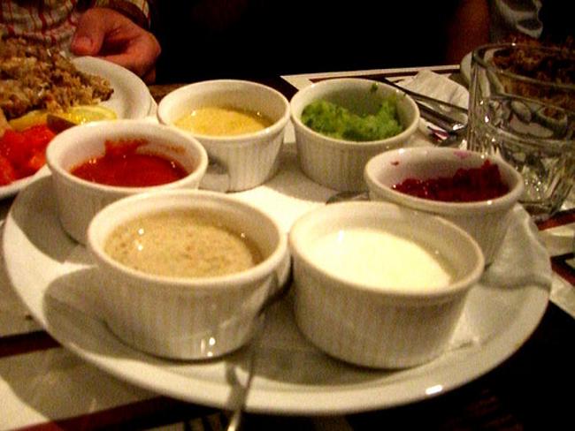 Cucinare d 39 estate salse colorate per colorati piatti for Cucinare estate