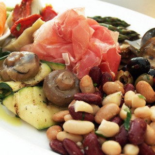 Insalata di fagioli alla calabrese: idea di mezza estate