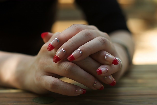 Preferenza Nail art facile | DireDonna ZW93