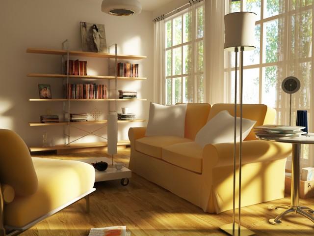 Soluzioni salvaspazio per piccole case diredonna for Soluzioni case piccole