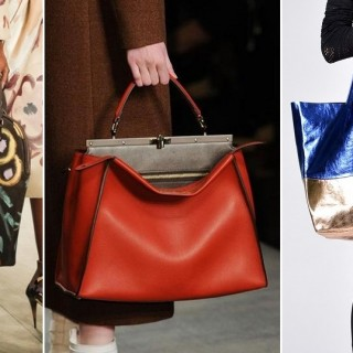Shopping bag: le proposte dell'inverno 2015