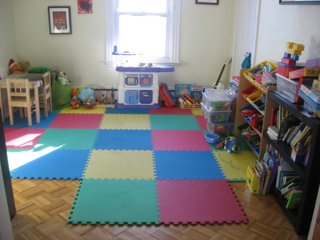 Riordinare i giochi per bambini riorganizzare la for Stanze per ragazzi