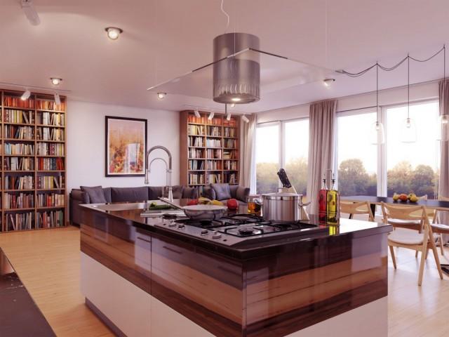 isola per cucina ecco come progettarla diredonna