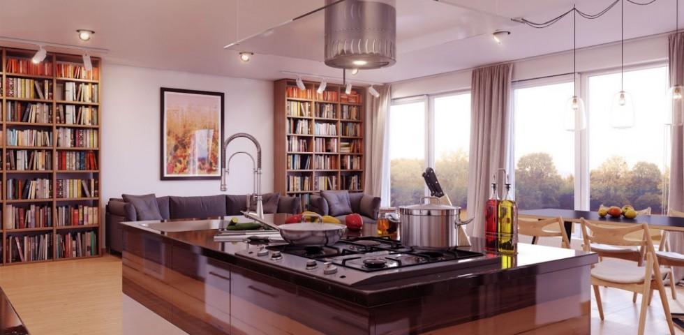 Isola per cucina: ecco come progettarla | DireDonna