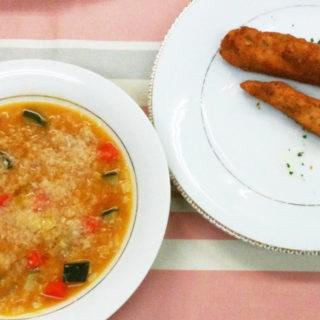 Minestra di riso e lenticchie: calde idee d'inverno