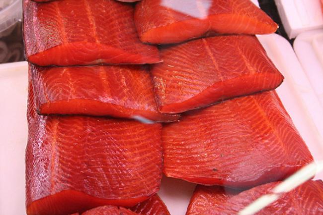Cupola di salmone affumicato: contorno sfizioso per Natale 2014