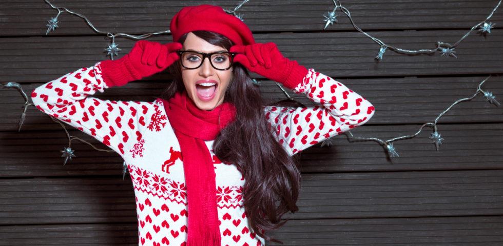 5 idee per vestirsi a Natale