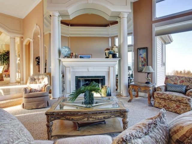 Arredamento in stile liberty idee per la casa diredonna - La casa arredamento ...