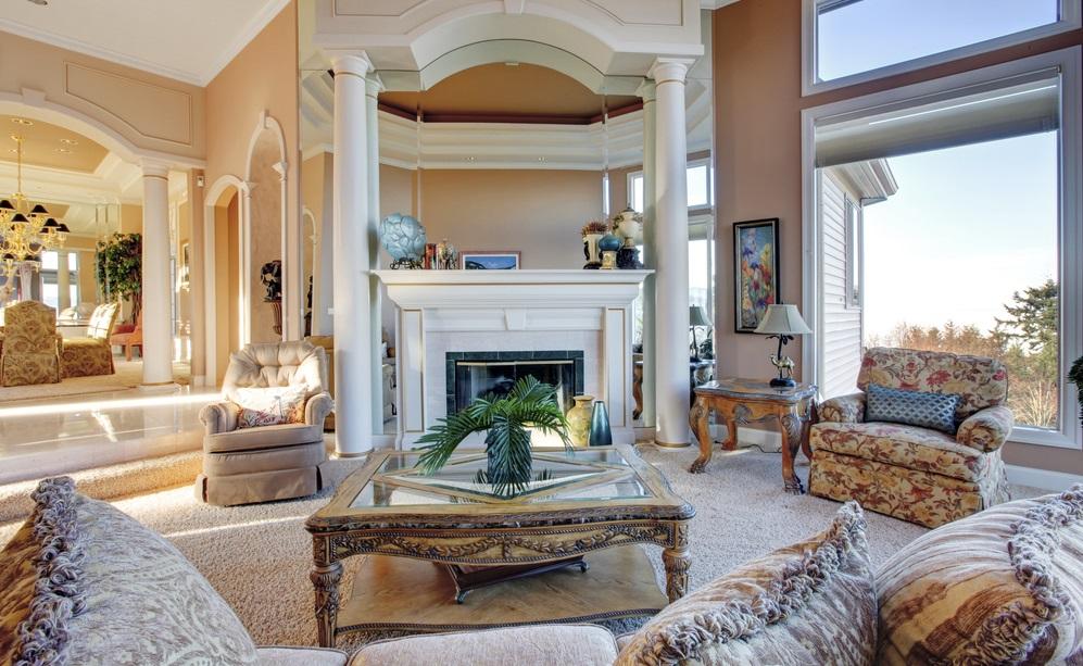 Arredamento in stile liberty idee per la casa diredonna for Arredamento mobili casa