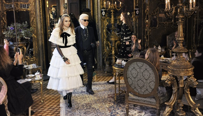 Chanel Pre Fall 2015: foto e video