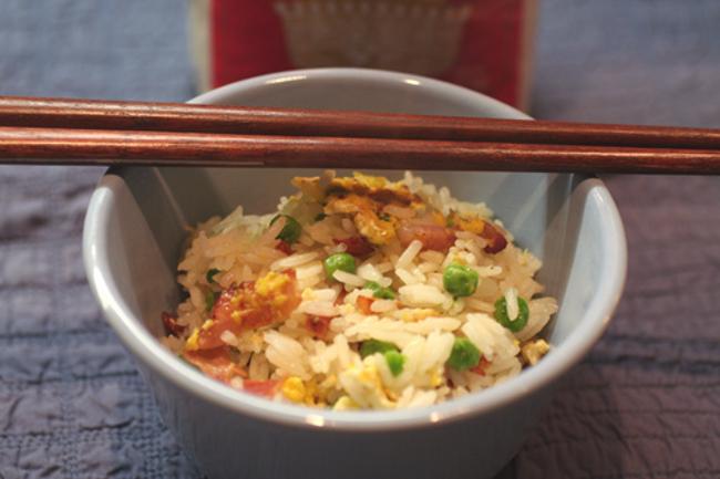 Riso alla cantonese un piatto tipico dalla cina diredonna for Piatto tipico cinese
