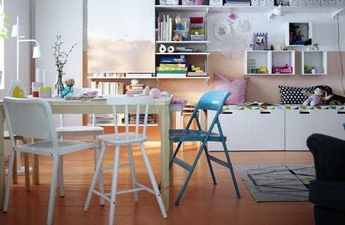 Sedie Ikea: arredare con i modelli a meno di € 100