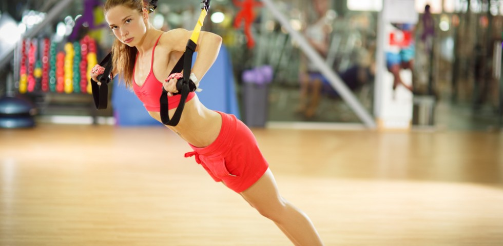 TRX training: i benefici dell'allenamento