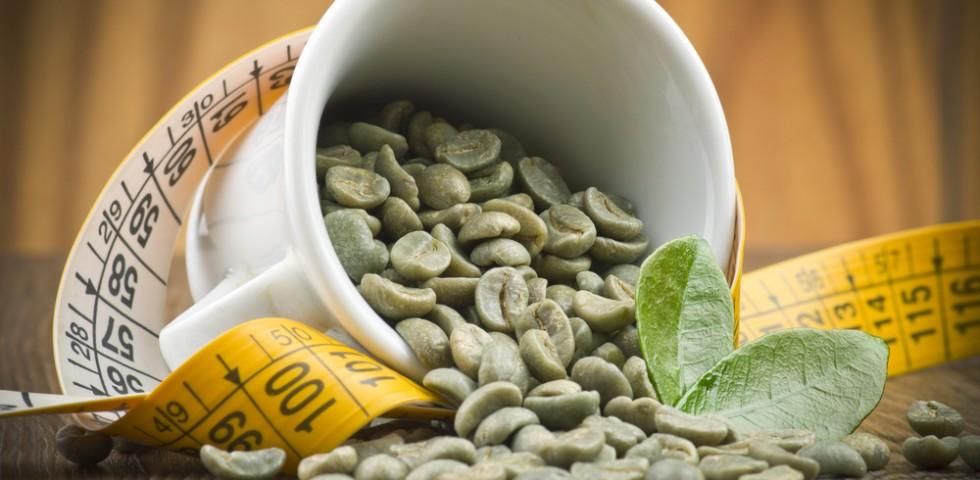 come usare i chicchi di caffè verde non torrefatti