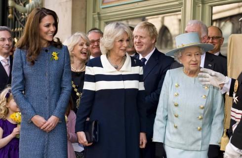 I consigli di bellezza di Camilla Parker Bowles a Kate Middleton
