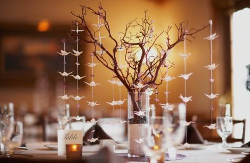 Centrotavola matrimonio fai da te: idee facili, veloci ed economiche