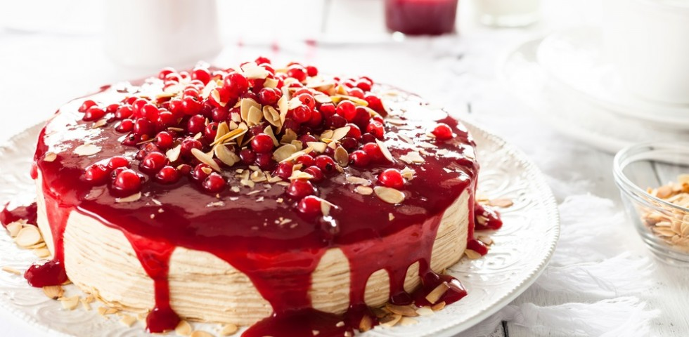 Ricette di dolci facili e golosi per le feste diredonna for Ricette facili dolci