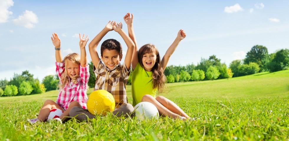 spesso Giochi per bambini all'aperto | DireDonna BZ01