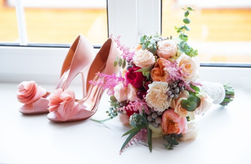Scarpe matrimonio: comoda o elegante?